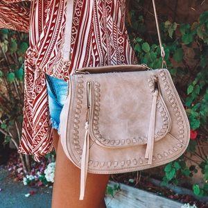 • nwot ➳ vici highland saddle bag •